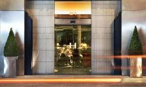 Hoxton Hotel London.  Rooms in August  2012 £49 and £99 Per Night
