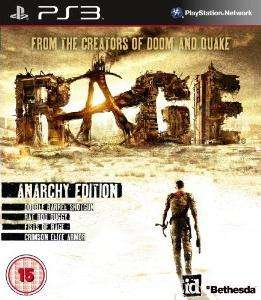 RAGE - Anarchy Edition (PS3 & 360) for £6.95 @ The Game Collection