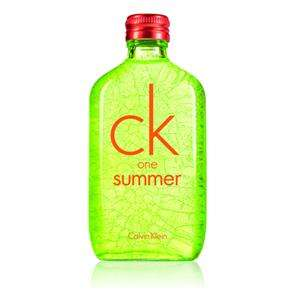 Calvin Klein CK One Summer 2012 100ml Eau de Toilette Spray now £17.99 @ Superdrug