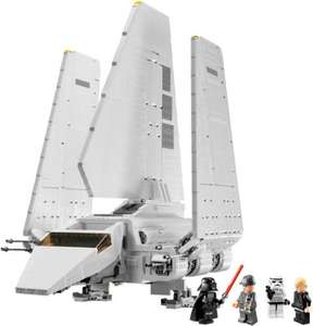 LEGO Star Wars 10212 Imperial Shuttle Ultimate Collector Series - Amazon.it €195.42 Approx £153 - at least £60 cheaper than anywhere in UK