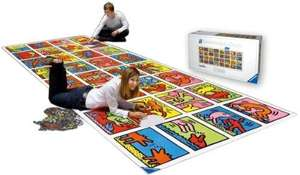 Ravensburger Double Retrospect Keith Haring Puzzle (32000 Pieces) £105.70 delivered @ Amazon
