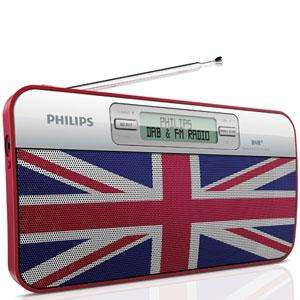Philips DAB Radio: Union Jack - £19.99 @ Home Bargains