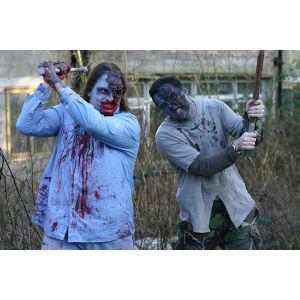Zombie Battle - Abandoned Shopping Mall Experience £139.99 now £112.30 with code TWENTY12 @ BuyAGift