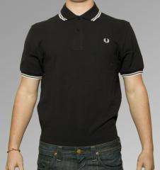 jeanstore.co.uk Classic Fred Perry Navy/White polo £34.99 + £3.99 delivery @ Jeanstore
