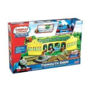 Thomas and Friends Motorised Trackmaster Tidmouth Sheds Playset now £14.22 del @ Amazon