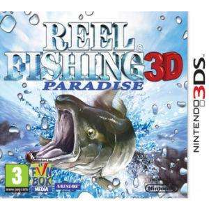 Reel Fishing Paradise 3D Nintendo 3DS - Zavvi - £9.99 Delivered