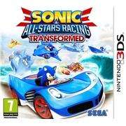 [Pre-Order] Sonic & SEGA All Stars Racing Transformed on 3DS & PS Vita £24.99 each @ Play.com