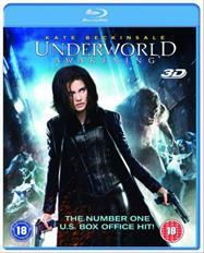 Underworld: Awakening 3D (2D & 3D) (Blu-ray) - £8.00 @ Tescoentertainment
