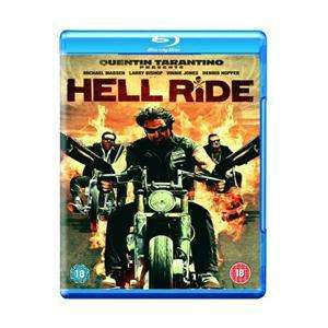 Hell Ride (Blu Ray) £3.99 NEW @ GraingerGames