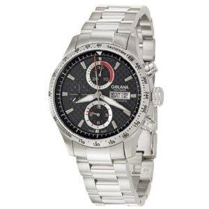 Golana Advanced Pro Swiss Made Automatic Eta Mens Stainless Steel Strap Watch AD200-2 £259.20 @ Amazon