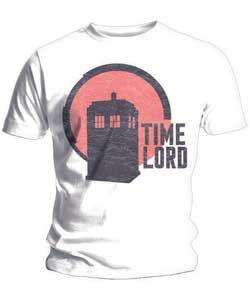 Time Lord T-shirt £6 @ Tesco