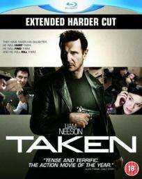 Taken (Blu Ray) Extended Harder Cut NEW @ GraingerGames £6.99 (Delivered Free)