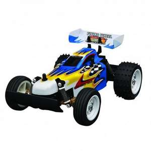 XQ 1:14 Stormbuster Flying Wheel Radio Control Buggy for £14.99 Delivered @ ModelZone