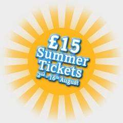 Alton Towers Chessington Thorpe Park & Legoland for only £15 each @ Merlin Annual Pass