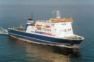 Daim bars and toblarone Tinys 2 bag for £8 or £5 each on condor ferries