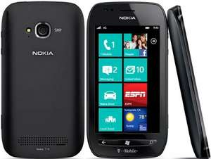 Nokia Lumia 710 24 month Free handset £7.50 pm 100mins 5000 texts, 250 data @ carphone warehouse