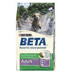 BETA ADULT 15KG-BUY 2 GET 2ND 1/2 PRICE + Free delivery £44.98 @G.J.W. Titmus