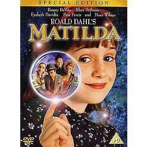 Matilda [Special Edition] - DVD for £2.98 Delivered @ Asda Direct