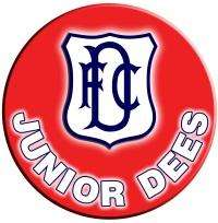 Free Junior Dees membership (Dundee FC) Under 12's only