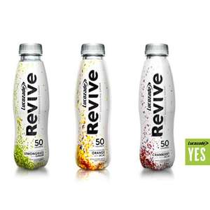 Lucozade Revive 4 pack only 1 quid @ PoundLand