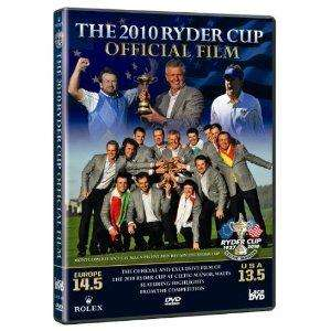 38th Ryder Cup - Official Film DVD £1.50 @ marksandspencer.com (with Free Delivery to store)
