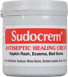 Sudocrem 400g for £4.19 at Boots INSTORE only