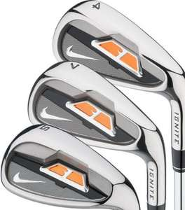 Nike Ignite 3 Irons Full Set 4-SW (8 irons)  £179 @ direct-golf.co.uk