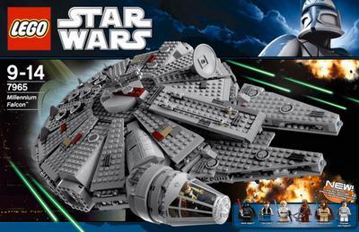 LEGO Star Wars Millennium Falcon 7965 £64 @ Tesco instore