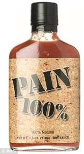 100% Pain Sauce (1,000,000 Schovilles) - £3.99 @ Marks and Spencer