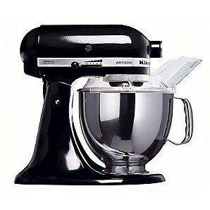 Kitchen Aid Artisan Stand Food mixer - Onyx Black only - £249.97 instore only Currys