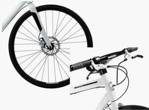 Giant MPH Root Hydraulic Disc Brake Set/Pair White £59.99 @ JEJAMES CYCLES
