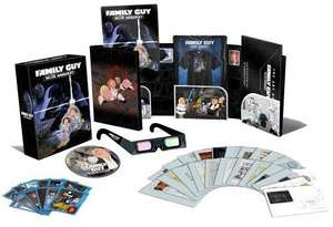 Family Guy Presents Blue Harvest (Ltd Edition) DVD Boxset £6.99 Delivered @ Thats Entertainment