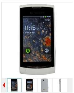 Orange San Francisco II Mobile Phone (white) - £66.99 + £10 top up @ Argos