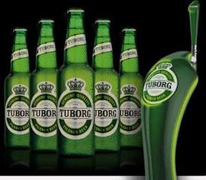 Tuborg Lager 20x275ml bottles case only £10 @ Morrisons