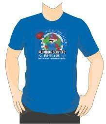 Mario Brothers Plumbing T-Shirt - £4.99 Delivered @ Grainger Games