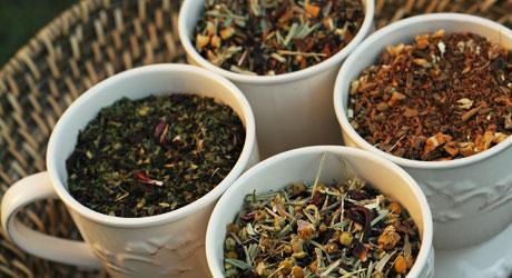 Curvy Moon Aromatic Tea Samples