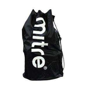 Black Ball Sack by Mitre, holds 12 balls! £10.62 @ amazon