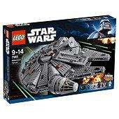 Lego Millennium Falcon £85.39 or £75.39 with code Tesco Direct