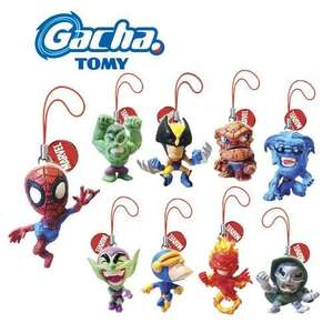 Marvel big head danglers by tomy toys *blind bags*