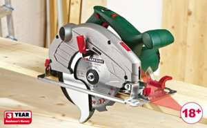 Parkside Circular Saw with Laser Guide £34.99 @ Lidl