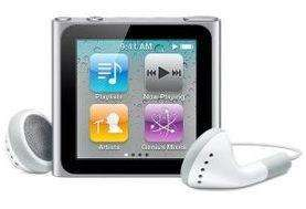 iPod nano 6th gen £49.99 grey 8gb @ Asda Instore
