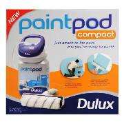 Dulux paint pod compact £5 delivered to store @ Tesco, cheapest available.