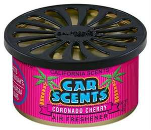 "California Scents (With Lids) - All ""Flavours"" £1.59 (Free Delivery) @ Ebay / Batterybonanza"