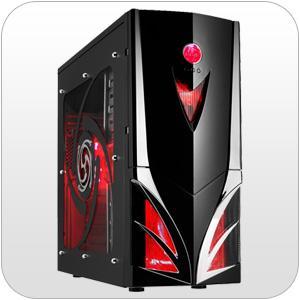 Vibox 4.4GHz Fast Quad Core Gaming PC ★ ATI HD 6670 8GB 2TB £369.95 @ eBay / vibox