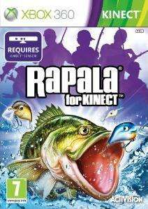 Rapala Fishing - Kinect Compatible (Xbox 360) for £12.95 @ The Game Collection