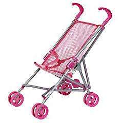 Instore / Online Little Nursery Doll Stroller @ Sainsburys, was £5.99 now £1.79