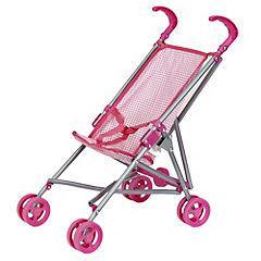 Instore / Online Little Nursery Doll Stroller @ Sainsburys, was £5.99 now £1.79