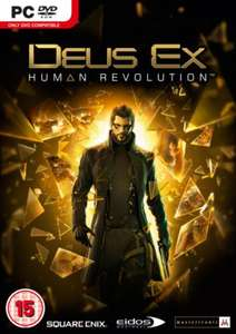Deus Ex Human Revolution (PC) for £10.20 and free UK delivery at mastertronic.com