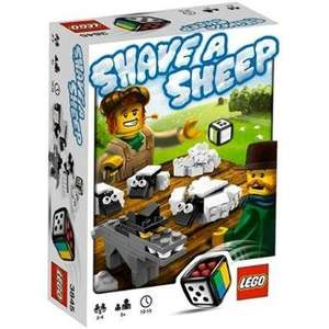 LEGO Games 3845: Shave a Sheep @ Amazon UK £4