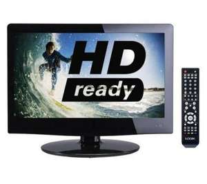"Currys Essentials C16LDVB11 Refurbished 16"" HD Ready LCD TV & DVD with Freeview - £41.79 Delivered @ Currys eBay Outlet"